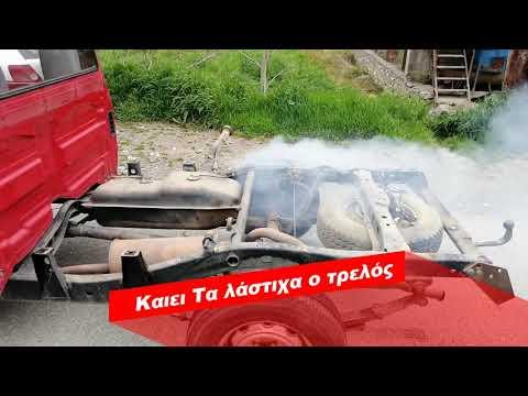 TOYOTA HI LUX LN 85 2WD 94 97