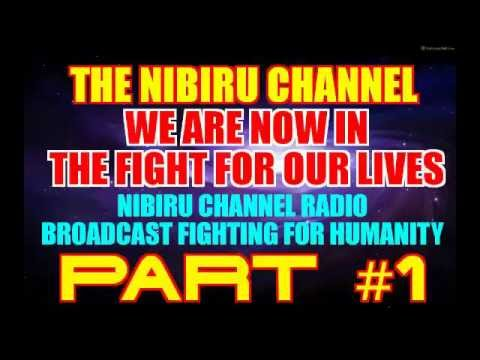 NIBIRU CHANNEL LIVE RADIO BROADCAST PART #1