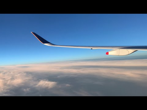 Singapore Airlines A350-900ULR Flight Report From Singapore To Los Angeles (SQ38 SIN-LAX)