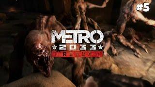 видео Вопросы и решения проблем прохождения Метро 2033