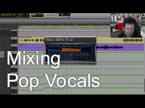 Mixing Modern Pop Vocals - Warren Huart: Produce Like A Pro