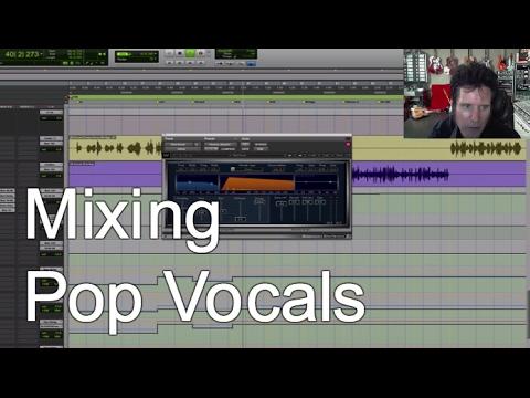 Mixing Modern Pop Vocals - Warren Huart: Produce Like A Pro