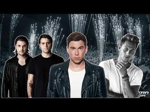 Kaaze vs. Axwell /\ Ingrosso - Triplet Is Shining (Hardwell UMF Europe Mashup)
