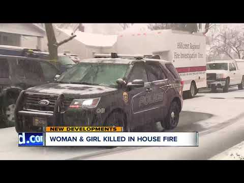 Woman, girl killed after Mayfield Heights house fire