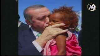 Cumhurbaşkanı Erdoğan'ın Afrikalı çocuklarla fotoğrafları.! (Adnan Oktar)