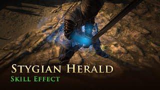 Path of Exile: Stygian Herald Effect