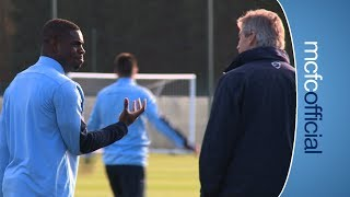 INSIDE CITY 99 Pellegrini on Guidetti & tricks in training