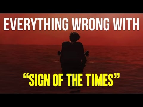 "Everything Wrong With Harry Styles - ""Sign of the Times"""