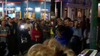 New Thousand Live On Frenchmen Street (4K Video) -- New Orleans (10/23/2016)