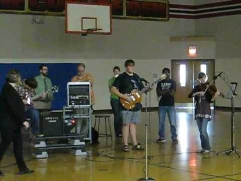 Reed City Middle School Talent Show 2012