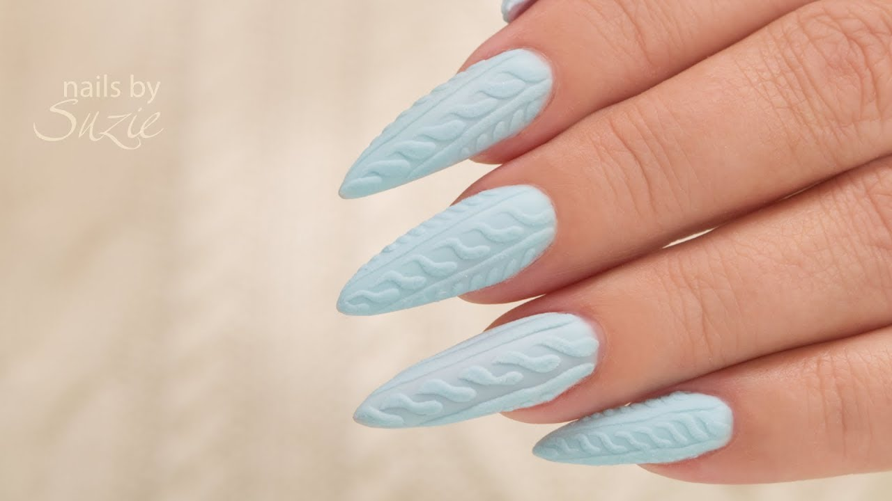 Sweater Nails - YouTube