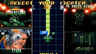 Giga Wing (Arcade/Capcom/1999 Stuck) [720p]