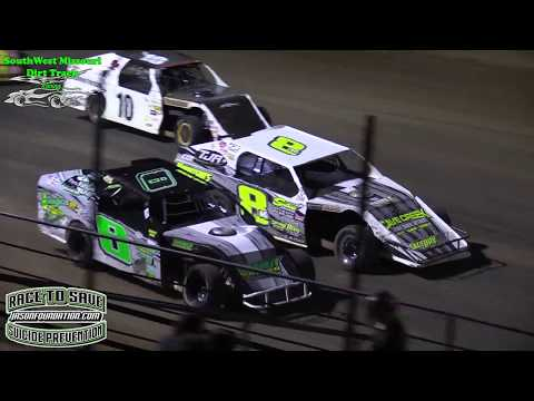 A-Feature - All Class Lebanon Midway Speedway 08-03-2018