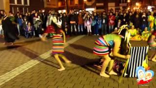FESTIVAL DE DANZA TUSHUY - CHAMPAGNAT IPIALES