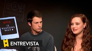 Entrevista a Dylan Minette y Katherine Langford ('Por trece razones')