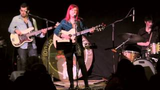 Kate Pierson - Full Performance - Radio Woodstock 100.1 - 2/6/15