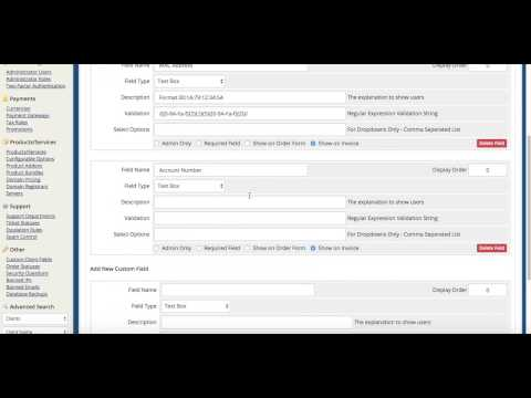 IPTV Billing Portal For Stalker Middleware - YouTube