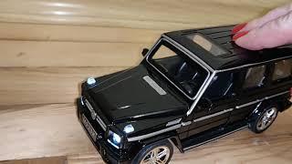 Модель машинки АВТОПРОМ Mercedes-Benz 3201G