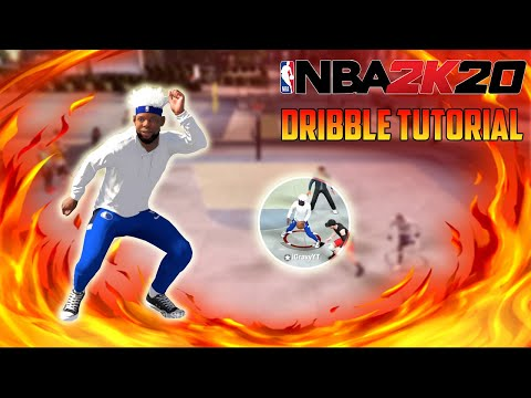 NBA 2K20 HOW TO MOMENTUM SPIN (STEEZO ROLL) AND HOW TO MOMENTUM BEHIND THE BACK