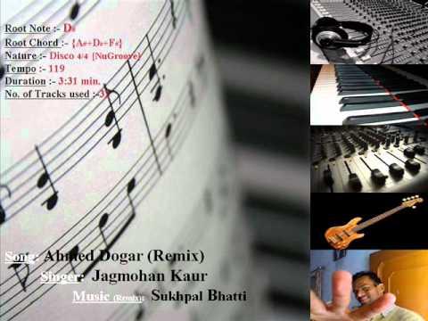 Jagmohan Kaur - Ban Kishne Da Yaar - Ahmed Dogar (Remix) | Dollar D - $D - Old Punjabi Songs -K Deep