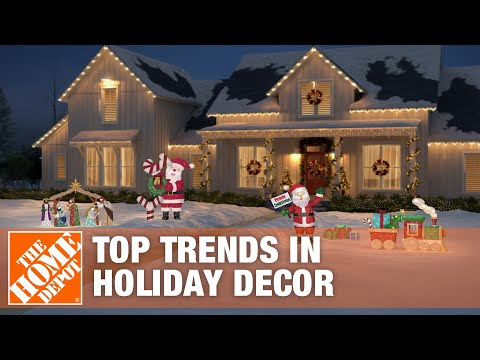Christmas Decoration Trends and Ideas