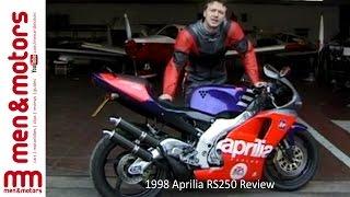 1998 Aprilia RS250 Review
