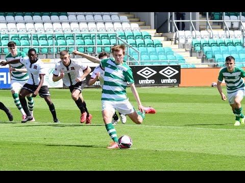 U19s start the 2021 season - interview with Conan Noonan