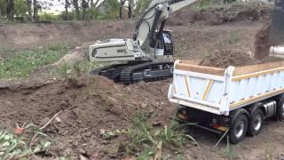 Rc Excavator , Premacon 960 sme