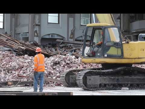VIDEO: Sts  Peter and Paul Church demolished