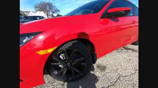2019 Honda Civic Coupe St Charles IL S4319