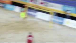Swiss Beach Soccer National Team 2014