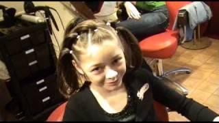 Подростковая укладка (салон красоты Шуры-Муры, Киев)(, 2011-02-10T21:01:28.000Z)