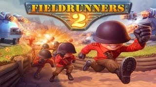 Fieldrunners 2 - iPhone/iPod Touch/iPad - HD Gameplay Trailer