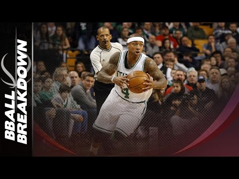 How Isaiah Thomas Attacks The Basket: Quick Hitters