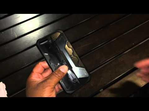 Shockproof Rugged Hybrid IPhone 6+ Case