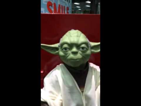 Culligan, Yoda!!