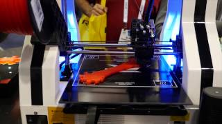 CES 2015: 3D Printers Build On Early Promise