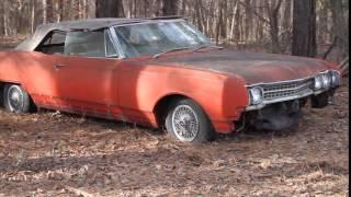 1965 Olds 98 Bumpers, Fenders, Doors