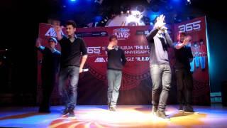 [Vsao.vn] 365 hát live Oh My Love trước liveshow