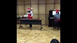 おうち遊び専門家のリトミック教室のクリスマス会の様子をご紹介♪ クラ...