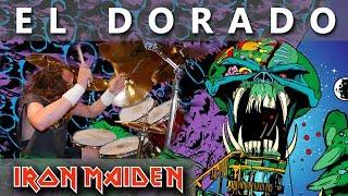 IRON MAIDEN - El Dorado - Drum Cover (En Vivo)