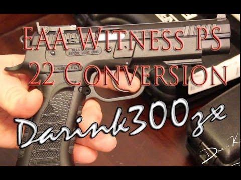 22 lr Conversion for Sar B6P