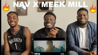 NAV - Tap ft. Meek Mill Reaction
