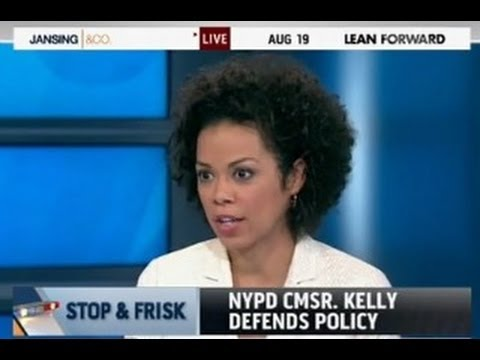 Conservative Amy Holmes Scorches Discriminatory 'Stop-And-Frisk' On MSNBC - 8/19/2013