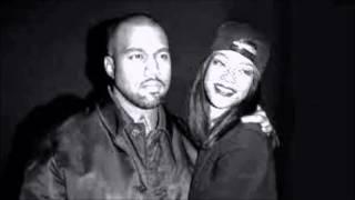 Kanye West-Famous Ft  Rihanna (Lyrics)