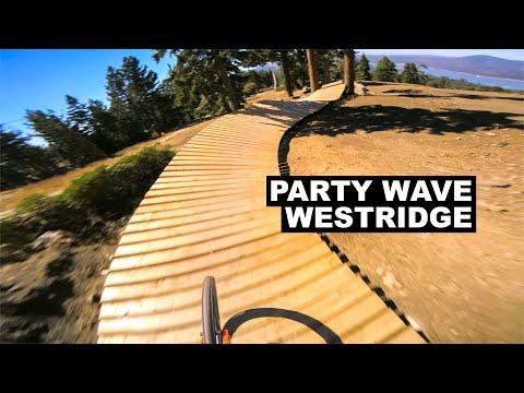 Fun Lap On Westridge Party Wave   2018 Snow Summit Bike Park