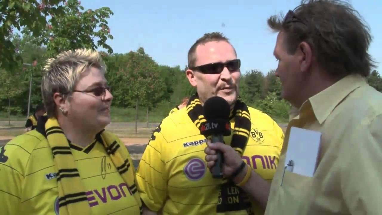 Borussia Mönchengladbach - BVB 1:0 Gewinne 2 BVB-Dauerkarten beim Fantipp