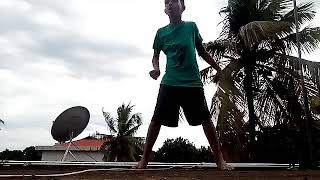 Serena Safari dance cover Video