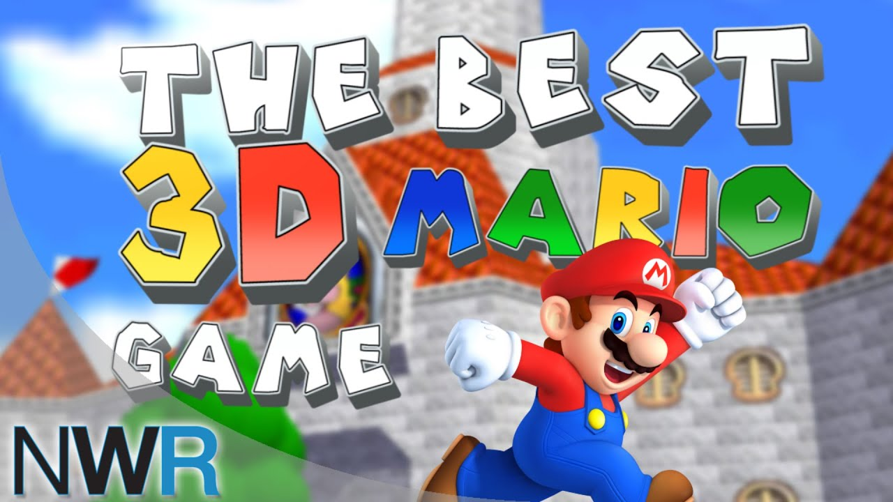 The Best 3D Mario Game   YouTube The Best 3D Mario Game