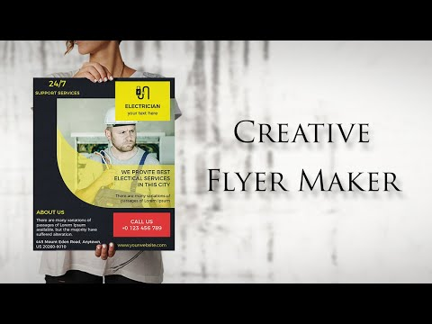 Flyers Poster Maker Graphic Design Banner Maker Apps On Google Play